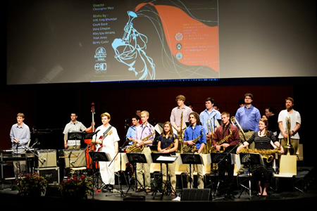 UNI Jazz Band